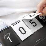 [関西統一入試まであと115日]カウントダウン日めくりカレンダーで入試が近いことを意識させる